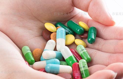 治疗白斑有哪些口服药物 白癜风只吃药行吗